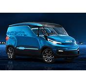 The Van Of Future Iveco VISION Concept Revealed  Auto Express