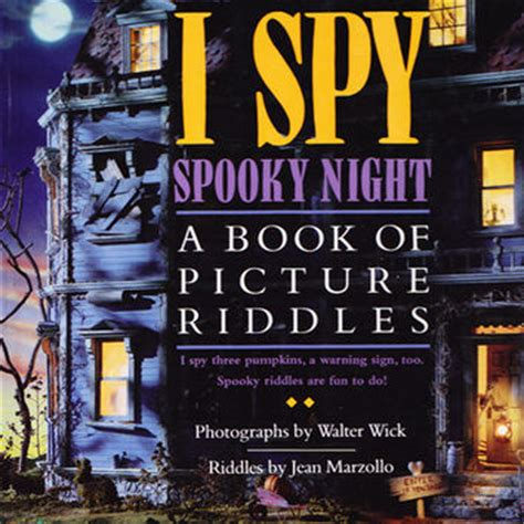 i spooky a book of picture riddles i spooky a book of picture from i like big