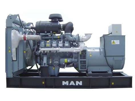 international brand 360kw diesel standby generators for