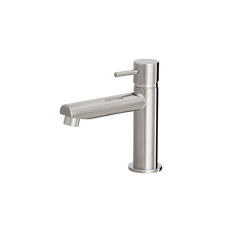 small kitchen faucet small single hole lavatory faucet 61044 bliss bath