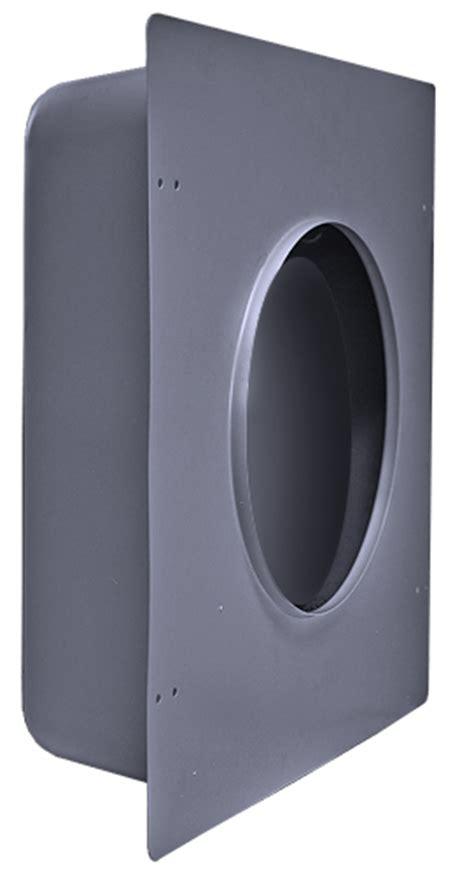 bb8 back box 8 quot ceiling speaker fire retardant
