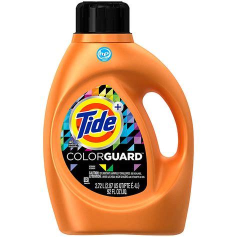sears laundry detergent tide plus color guard he laundry detergent kmart