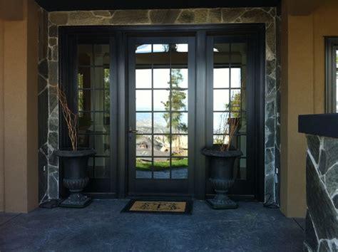 aluminum clad doors series aluminum clad exteriors wood interior