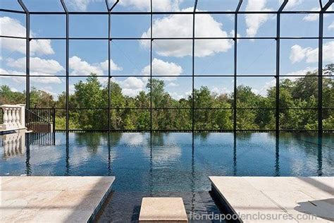 Screened Patio Enclosures 5 Important Benefits Of Pool Screen Enclosures