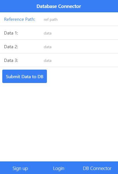 ionic tutorial database firebase 3 database connector ionic marketplace