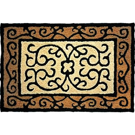 2 X 3 Outdoor Rug Fencework Indoor Outdoor Rug 2 X 3