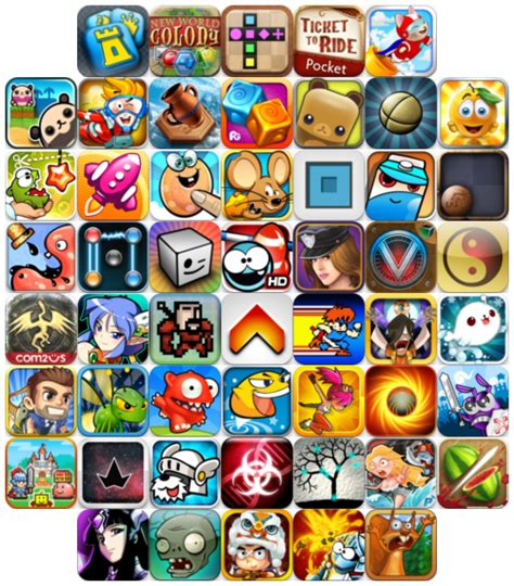 my favorite things 2012 iphone apps food beauty and more image gallery iphone game icons