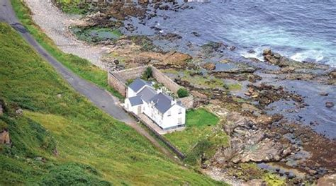 coastal cottages for sale in ireland guglielmo marconi s home up for sale