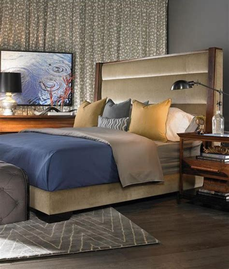 vanguard bedroom furniture vanguard furniture thom filicia home collection king