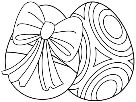 how to color easter eggs coloring pages for easter eggs color bros