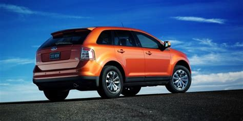 ford crossover suv ford edge suv or crossover