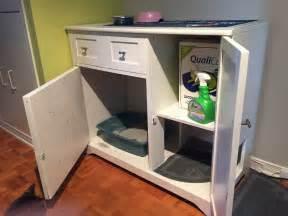 diy meuble liti 232 re pour chat chats