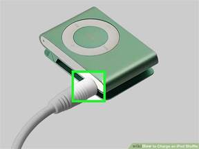 ipod shuffle charger how to charge an ipod shuffle 6 steps with pictures