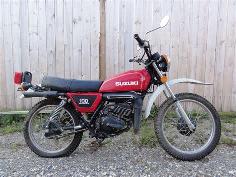 Suzuki Ts 100 1978 Suzuki Ts 100 Picture 2255619 Uploaded On 08 12 11