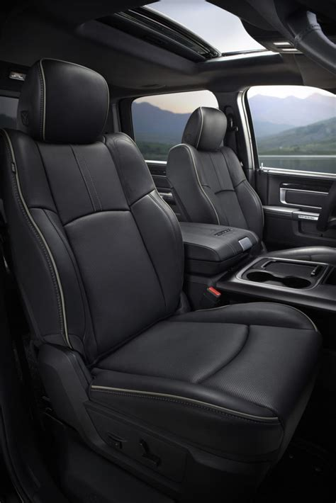Laramie Limited Interior by Ram 1500 Limited Aec Europe