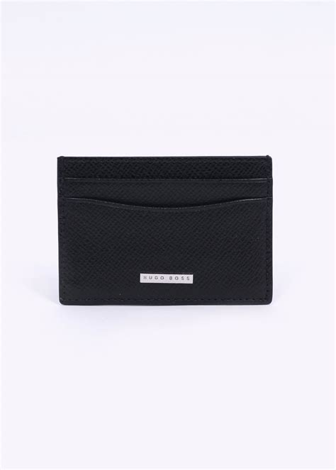 Hugo Signature hugo signature s card holder black
