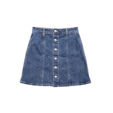 the 10 best button front denim skirts instyle