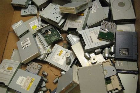 electronic recycling   small scale  household