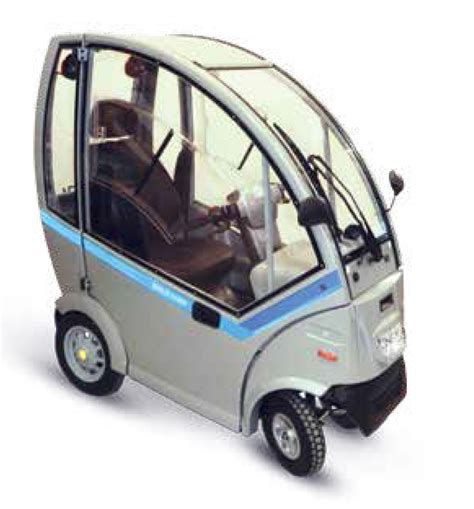 afiscooter s4 cabin independent mobility rehab