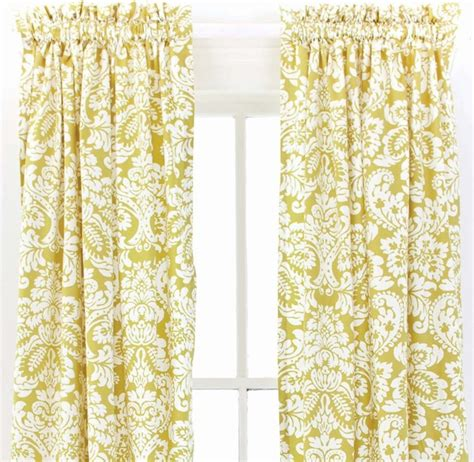 pine cone hill curtains pine cone hill imperial damask citrus window panel