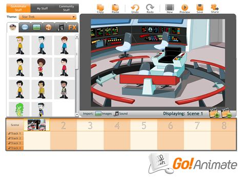 Cbs Consumer Products Inks Deal With Goanimate Com To Give Goanimate Templates