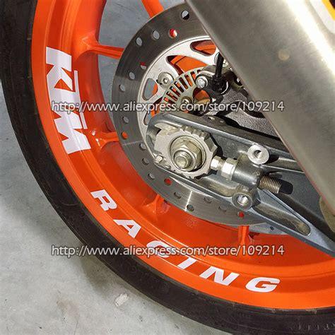 Ktm Duke 125 Tankdeckel Aufkleber by Kaufen Gro 223 Handel Ktm Logo Aufkleber Aus China Ktm