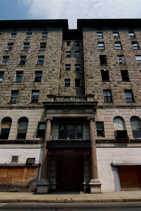 new years wilkes barre pa hotel sterling an abandoned hotel in wilkes barre pa
