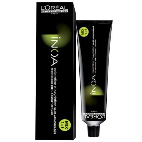 inoa hair color l oreal inoa ammonia free hair colour salons direct