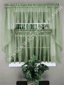 Kitchen Curtains Swags Voile Elegance Kitchen Curtains Swags Tiers Valance Beige Stylemaster Sheer Kitchen