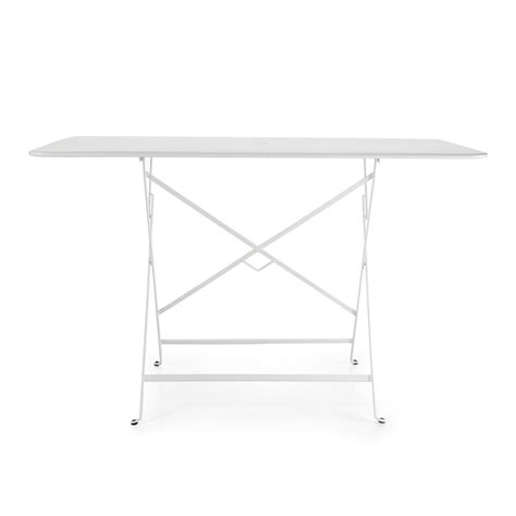 bistro folding table 117x77cm fermob ambientedirect