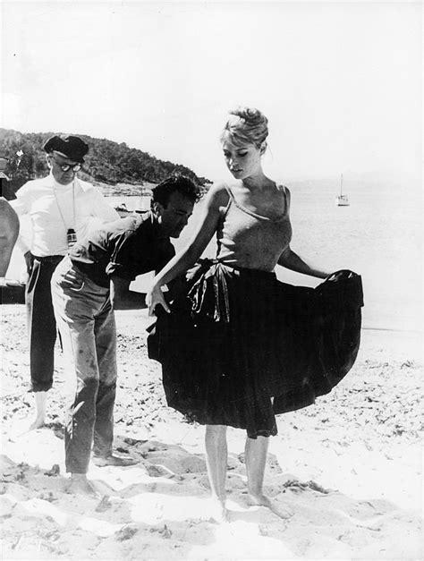 Brigitte Bardot, 1957 les bijoutiers du clair de lune