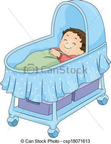 cunas de bebe ni a beb 233 ni 241 o cuna azul ni 241 o poco cuna ilustraci 243 n
