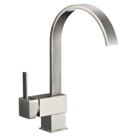 kitchen faucets stainless steel spectacular modern kitchen faucets stainless steel best