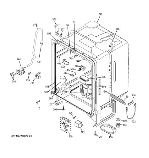 hotpoint dishwasher parts diagram hotpoint dishwasher wiring diagram wiring diagram