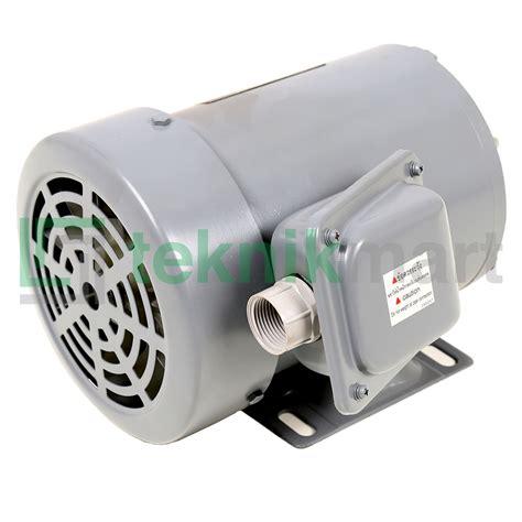Dinamo Electromotor Hitachi jual dinamo motor electro motor hitachi 1hp 3phase 4pole