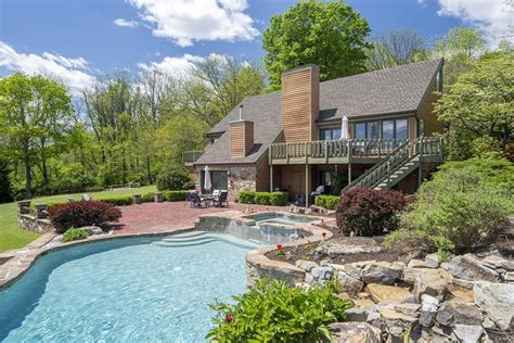 homes for sale with pools and porches for summertime