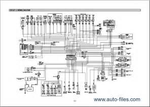 skid steer loader workshop service manual electrical wiring diagram skid get free image about