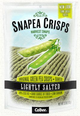 harvest snaps snapea crisps lightly salted 17 best images about vegan products on pinterest