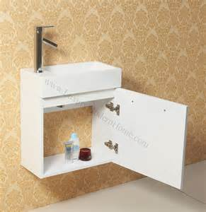 narrow bathroom sink vanity sink 20 quot small narrow white modern bathroom