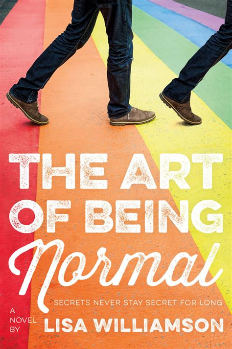 art of being a art of being normal archives bookdragon
