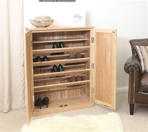 shoe storage furniture conran solid oak furniture large hallway shoe storage