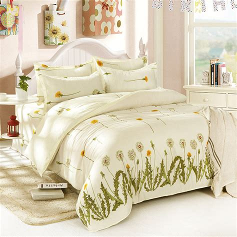 king size bed covers taraxacum single double queen king size bed set