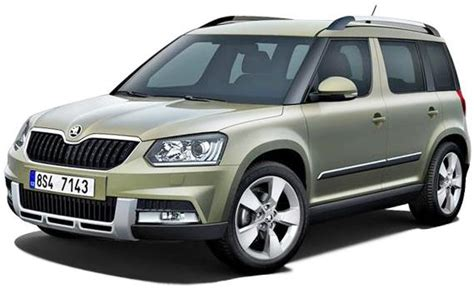 skoda yeti price specs review pics mileage in india