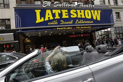 the late show video 5 20 2015 cbs david letterman s last late show tributes and reaction