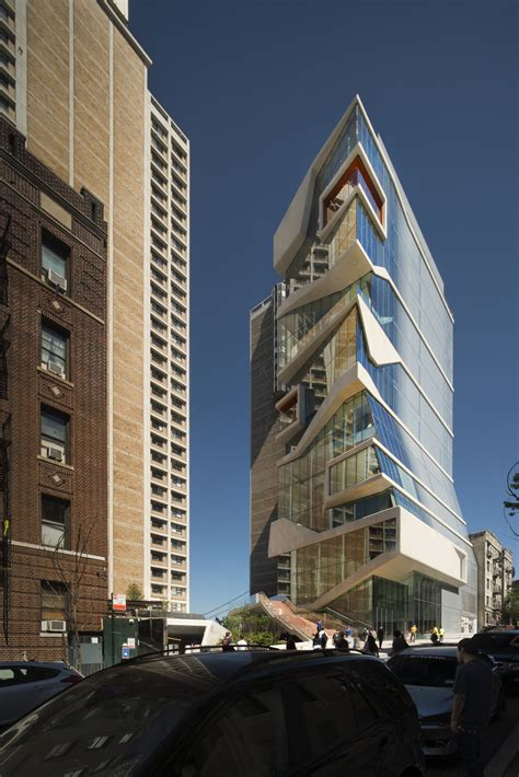 Diller Scofidio Renfro look at ds r s new 14 story quot study cascade quot at columbia center