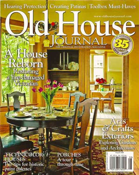 old house journal old house journal magazine for 3 60 on discountmags