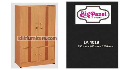 Box Lemari Kayu Hk la 4018 lemari anak big panel harga termurah