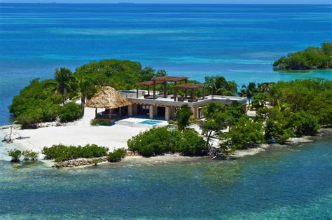 belize private island rental gladden private island belize central america private