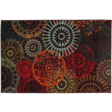 rug walmart mohawk home medaglia printed area rug walmart