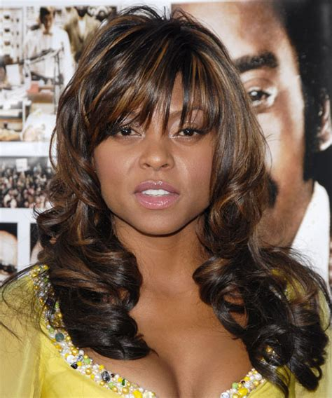 taraji p henson long wavy hairstyle pictures to pin on pinterest taraji p henson long wavy formal hairstyle